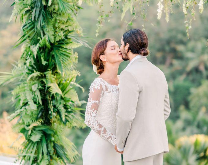 Forest Pool Wedding by Bisma Eight - 008