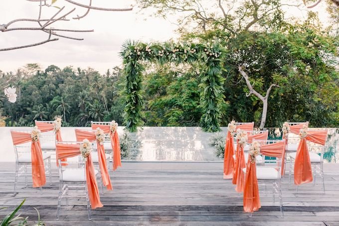 Forest Pool Wedding by Bisma Eight - 017