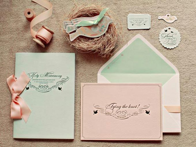 Wedding Invitation by Le Paperville - 003