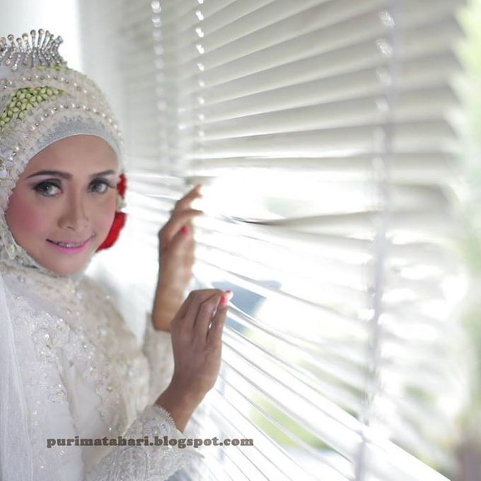 Pengantin Muslim by Puri Matahari Rias Pengantin - 002