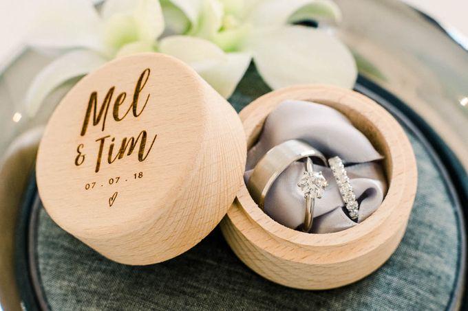 Wedding of Melissa & Timothy by Tirtha Bali - 002