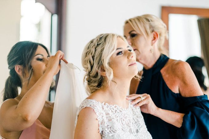 Wedding of Melissa & Timothy by Tirtha Bali - 008