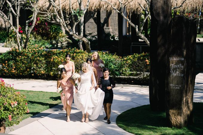 Wedding of Melissa & Timothy by Tirtha Bali - 013