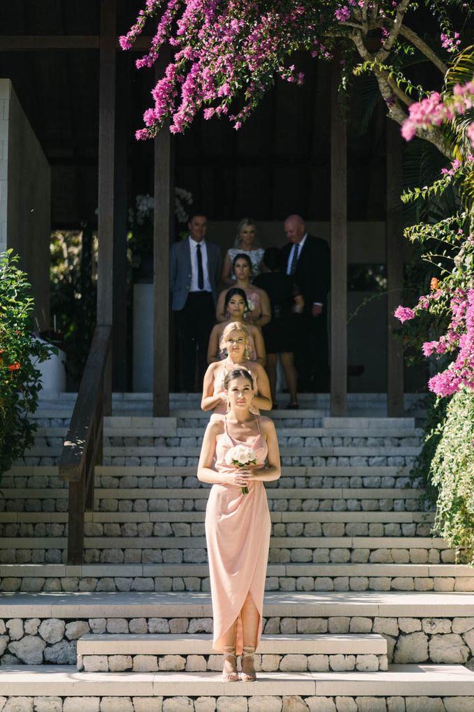 Wedding of Melissa & Timothy by Tirtha Bali - 016