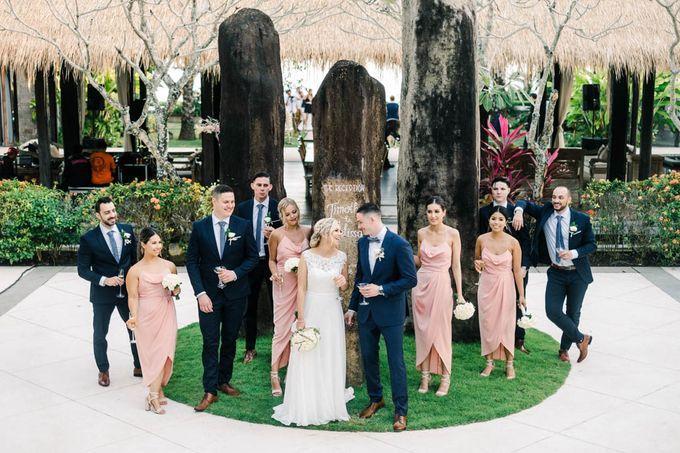 Wedding of Melissa & Timothy by Tirtha Bali - 035