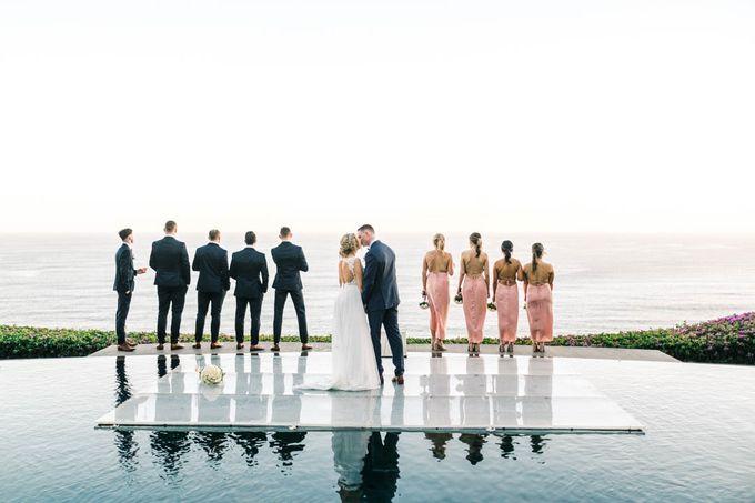 Wedding of Melissa & Timothy by Tirtha Bali - 036