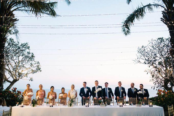 Wedding of Melissa & Timothy by Tirtha Bali - 040