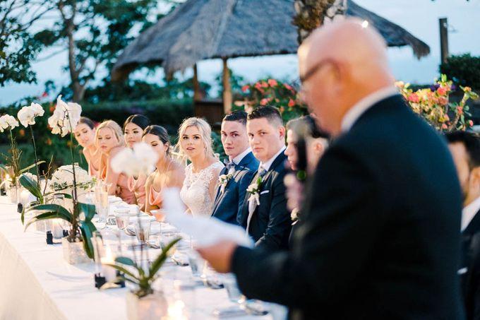 Wedding of Melissa & Timothy by Tirtha Bali - 041