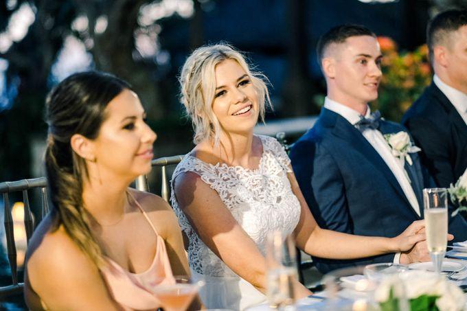 Wedding of Melissa & Timothy by Tirtha Bali - 043