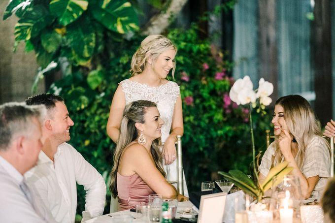 Wedding of Melissa & Timothy by Tirtha Bali - 045