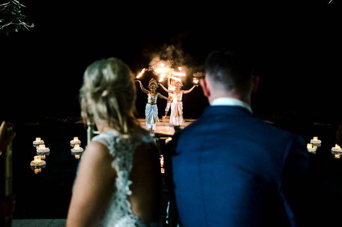 Wedding of Melissa & Timothy by Tirtha Bali - 047