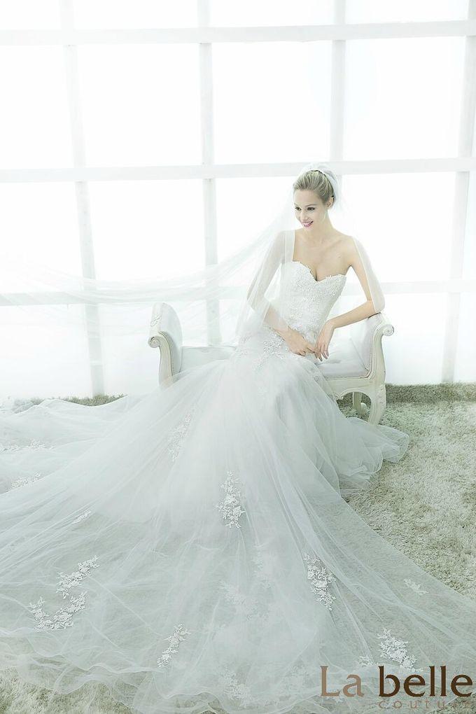 Bridal Gown Collection 2015: Legends by La Belle Couture Weddings Pte Ltd - 007