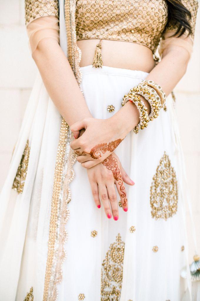 Indian Wedding at Tirtha Uluwatu by Tirtha Bridal - 002