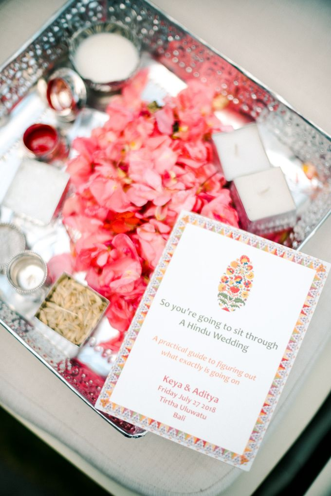 Indian Wedding at Tirtha Uluwatu by Tirtha Bridal - 004