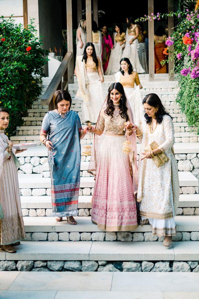 Indian Wedding at Tirtha Uluwatu by Tirtha Bridal - 005