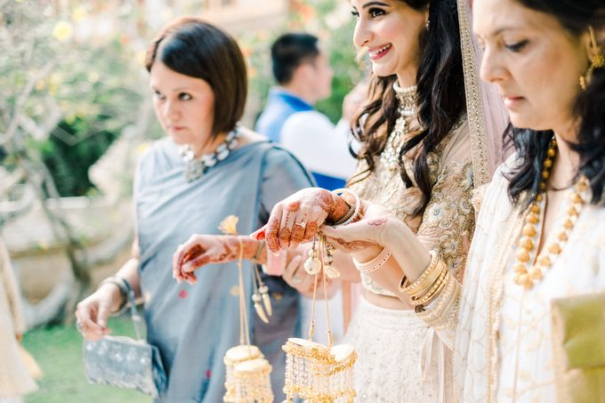 Indian Wedding at Tirtha Uluwatu by Tirtha Bridal - 006