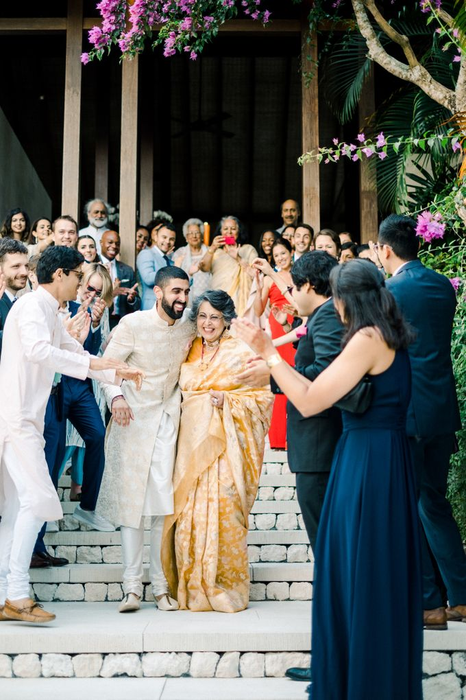 Indian Wedding at Tirtha Uluwatu by Tirtha Bridal - 008