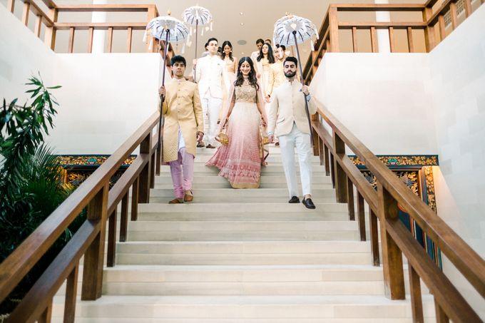 Indian Wedding at Tirtha Uluwatu by Tirtha Bridal - 011