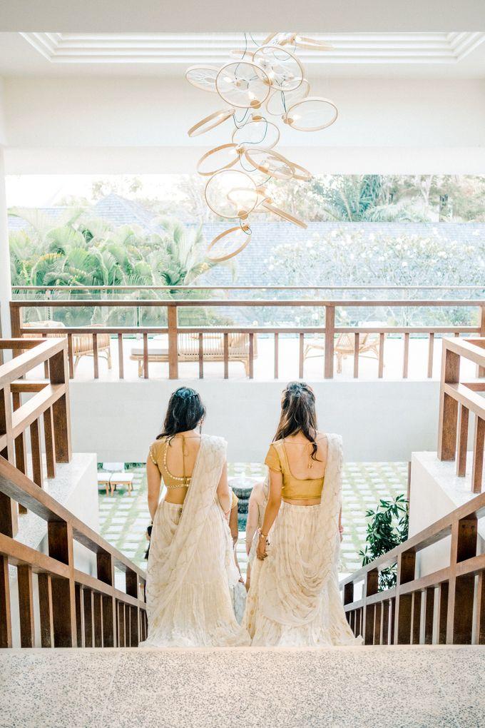 Indian Wedding at Tirtha Uluwatu by Tirtha Bali - 012