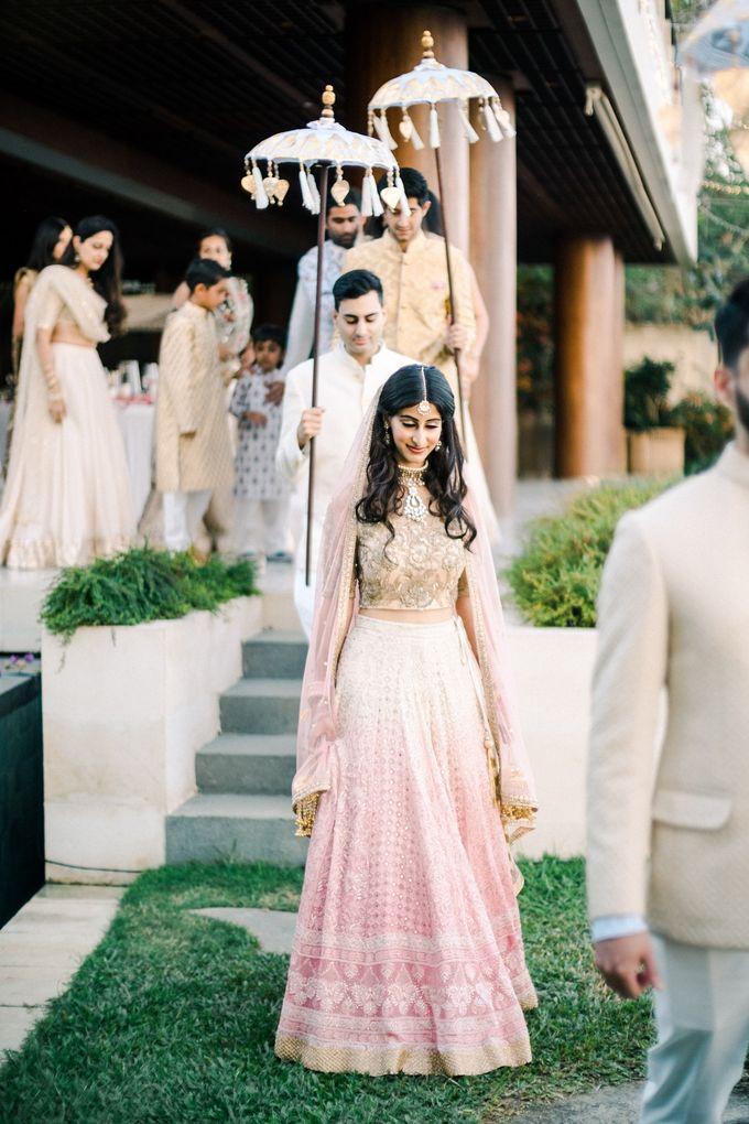 Indian Wedding at Tirtha Uluwatu by Tirtha Bridal - 013