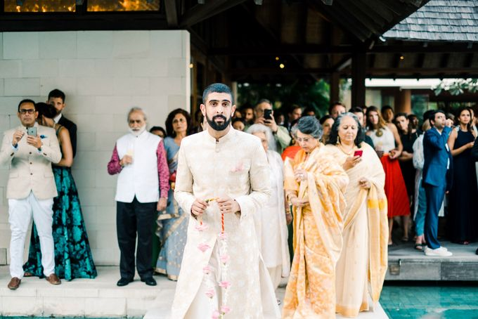 Indian Wedding at Tirtha Uluwatu by Tirtha Bridal - 017