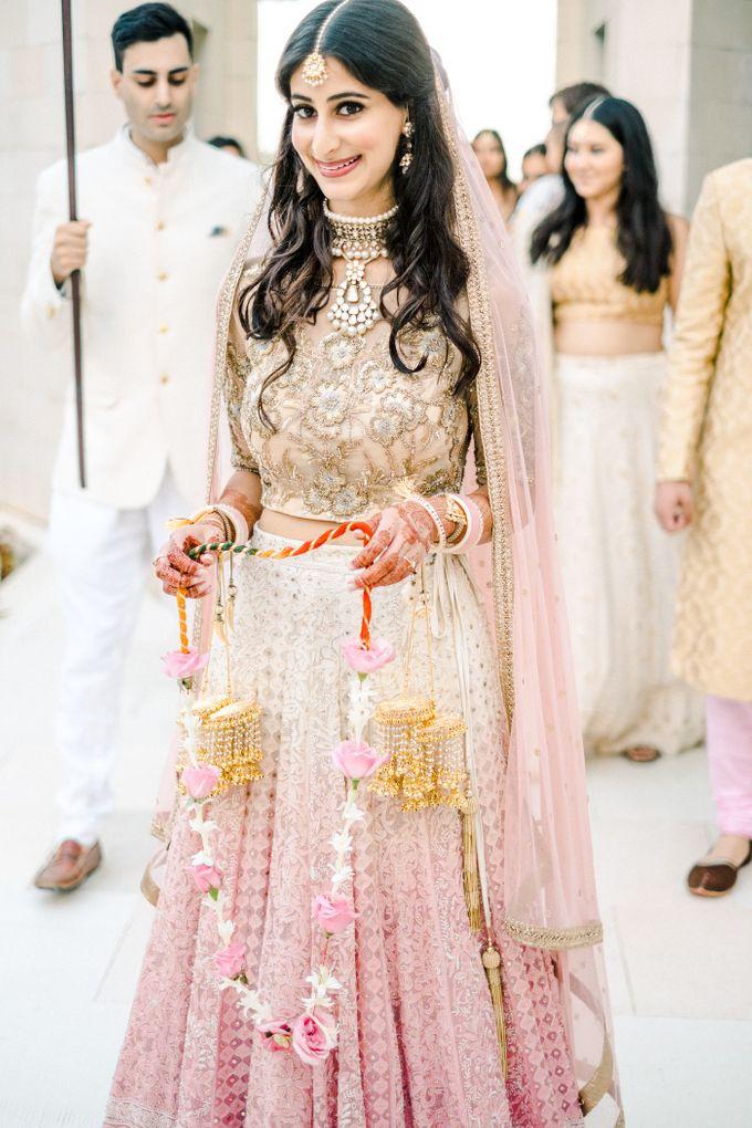 Indian Wedding at Tirtha Uluwatu by Tirtha Bridal - 018