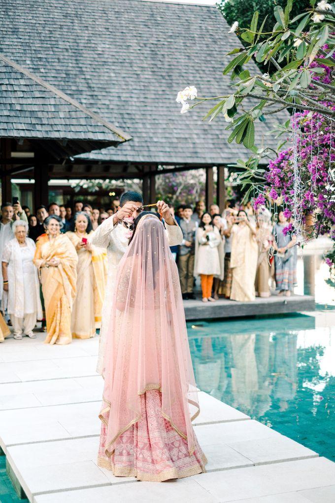 Indian Wedding at Tirtha Uluwatu by Tirtha Bridal - 019
