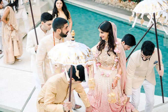 Indian Wedding at Tirtha Uluwatu by Tirtha Bridal - 022