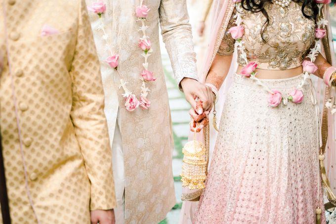 Indian Wedding at Tirtha Uluwatu by Tirtha Bridal - 024