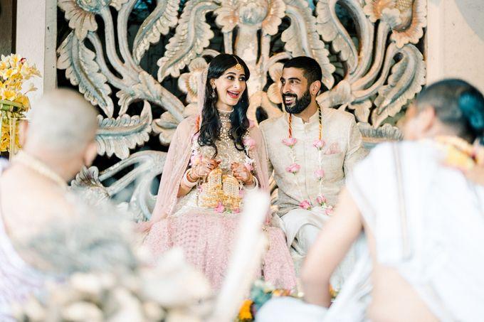 Indian Wedding at Tirtha Uluwatu by Tirtha Bridal - 025