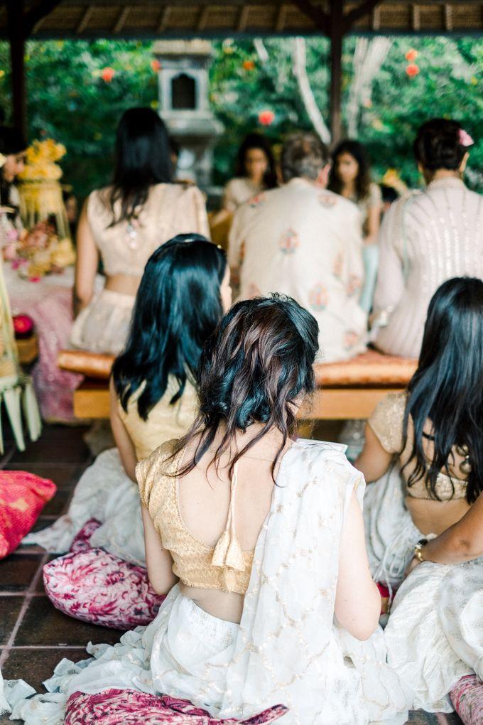 Indian Wedding at Tirtha Uluwatu by Tirtha Bridal - 026