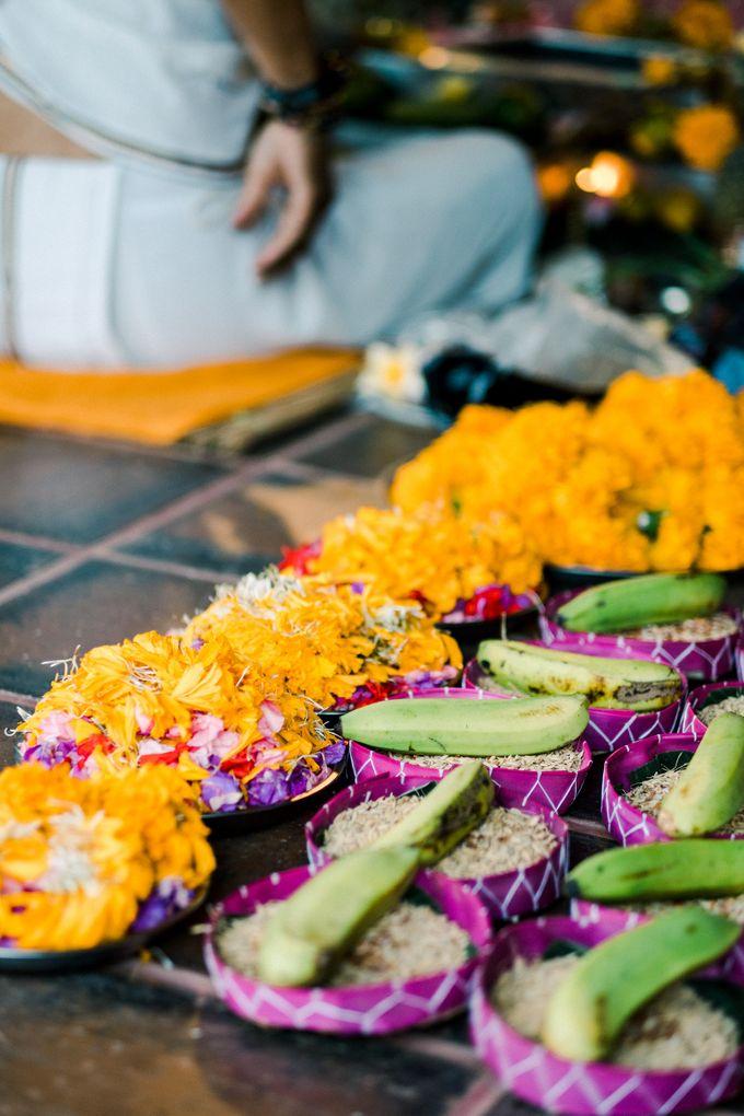 Indian Wedding at Tirtha Uluwatu by Tirtha Bridal - 027