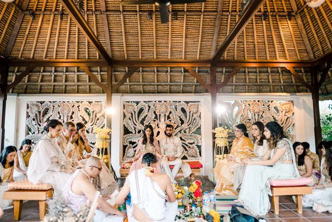 Indian Wedding at Tirtha Uluwatu by Tirtha Bridal - 029