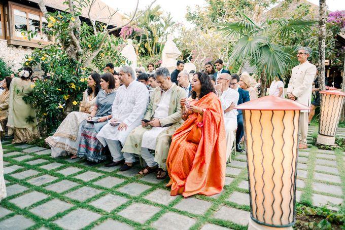 Indian Wedding at Tirtha Uluwatu by Tirtha Bridal - 031
