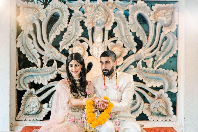 Indian Wedding at Tirtha Uluwatu by Tirtha Bridal - 034