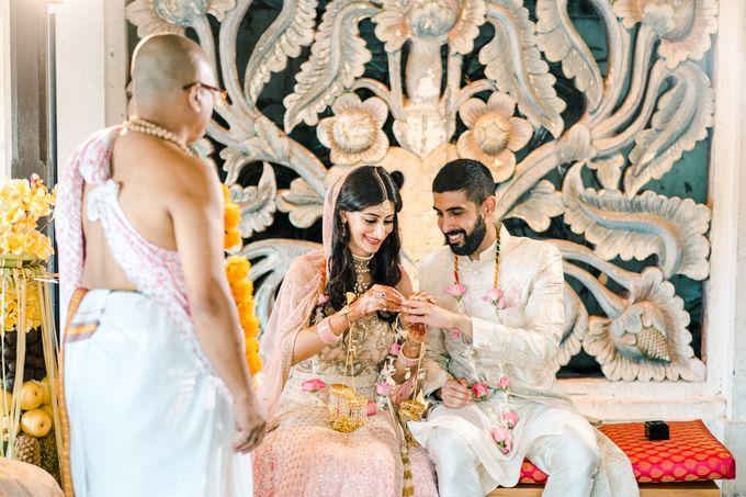 Indian Wedding at Tirtha Uluwatu by Tirtha Bridal - 035