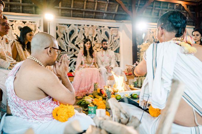 Indian Wedding at Tirtha Uluwatu by Tirtha Bridal - 036