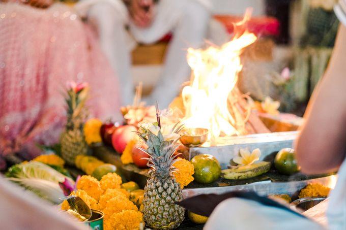 Indian Wedding at Tirtha Uluwatu by Tirtha Bali - 037