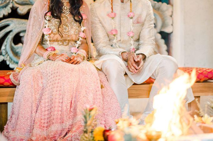 Indian Wedding at Tirtha Uluwatu by Tirtha Bridal - 038