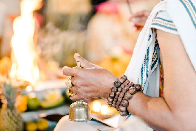 Indian Wedding at Tirtha Uluwatu by Tirtha Bali - 039