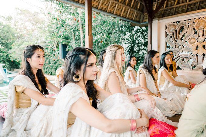Indian Wedding at Tirtha Uluwatu by Tirtha Bridal - 040