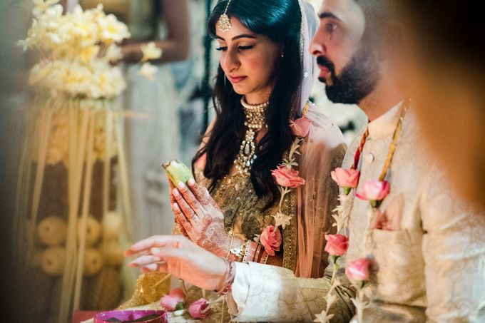 Indian Wedding at Tirtha Uluwatu by Tirtha Bridal - 028