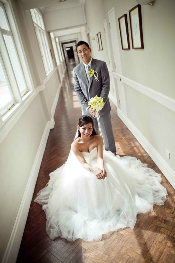 Wedding Gown by After Twelve Gown - 031