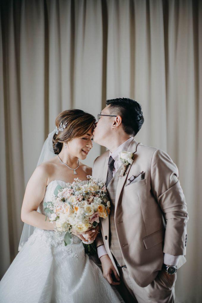 The Wedding of  Tommy & Jenifer by Bali Yes Florist - 001