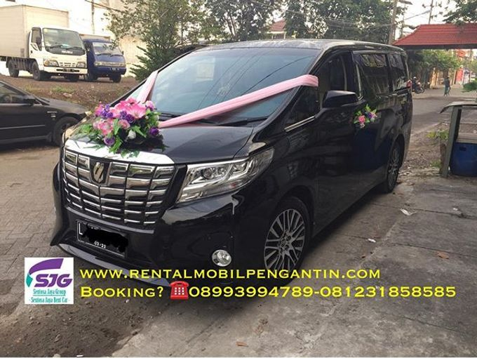 Sewa Mobil Alphard Surabaya, Sentosa Jaya Rent VIP by SENTOSA JAYA VIP WEDDING CARS SURABAYA - 006