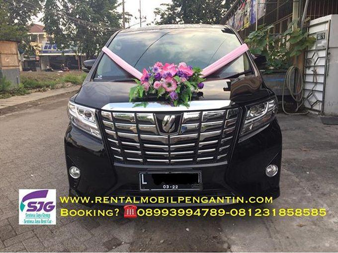 Sewa Mobil Alphard Surabaya,Rental Mobil Pengantin by SENTOSA JAYA VIP WEDDING CARS SURABAYA - 005