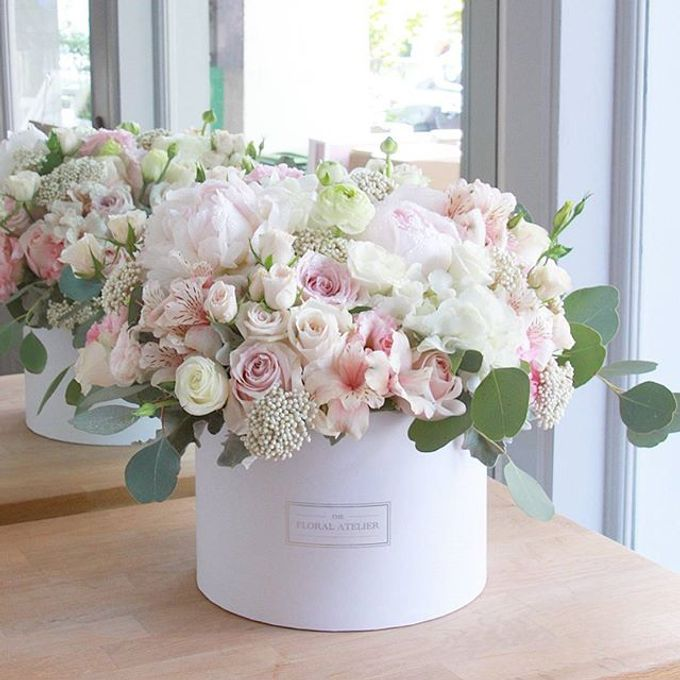 Signature Bloom Boxes by The Floral Atelier - 021