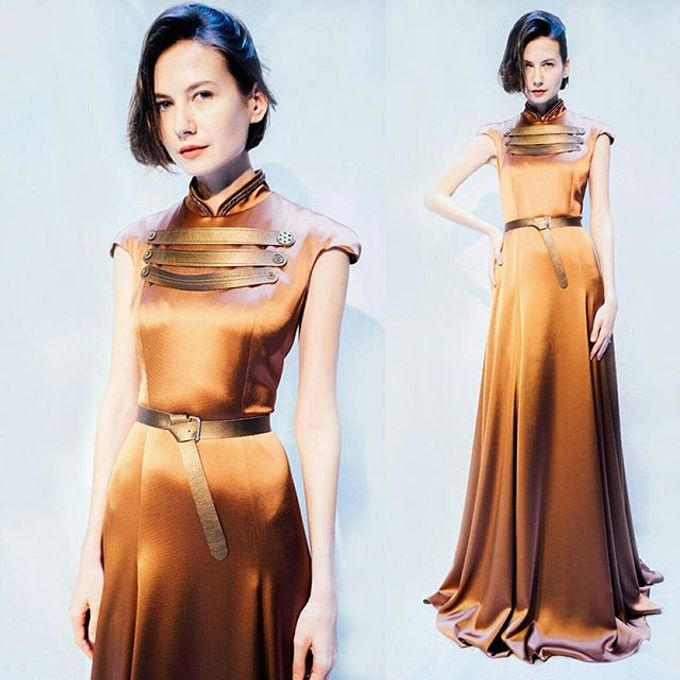 Versatile Elegance by Nicolas Laville Couture - 011
