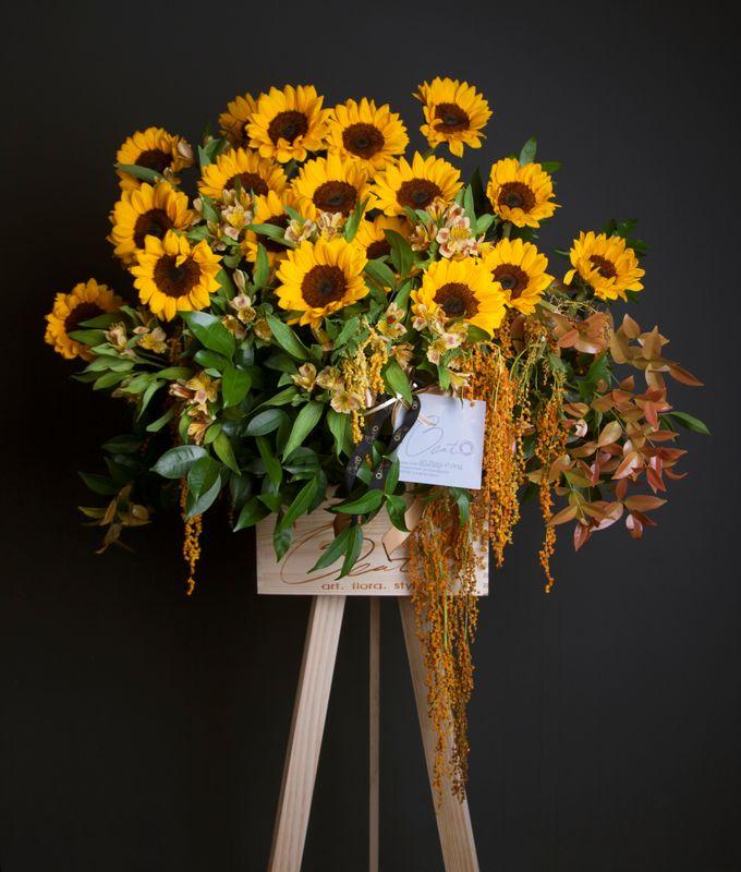 Flora stand Styling - celebration by Beato - 005