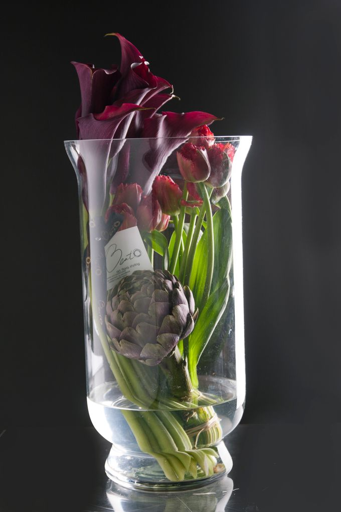 Flora Styling in vase by Beato - 024